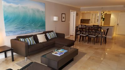 Photo for 2045 Stunning bright 3 br with bay views- FREE PARKING !