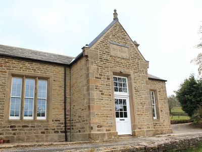 Photo for Elegant Grade 2 Listed former victorian village school. NEW for Summer 2017.