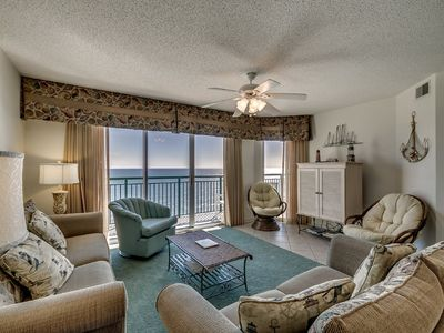 Photo for Comfortable Oceanfront Condo, Free Wifi, Lazy River | Windy Hill Dunes - 1303