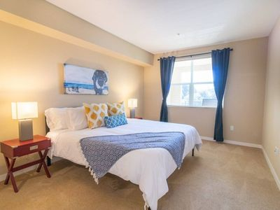 Photo for GORGEOUS, UPDATED 2/2 NEAR CALTRAIN *W/ POOL, GYM*
