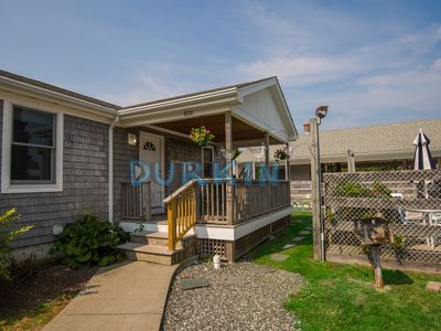 Photo for Updated Duplex, Pool Access, Central Air Conditioning, Close to Beach, Playground