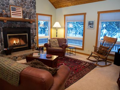 Photo for BY OWNER  - GREAT for couples! Snow Goose Cottage, near Sunriver