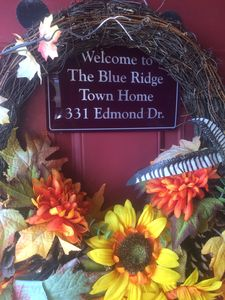 Welcome to the Blue Ridge Town Home
