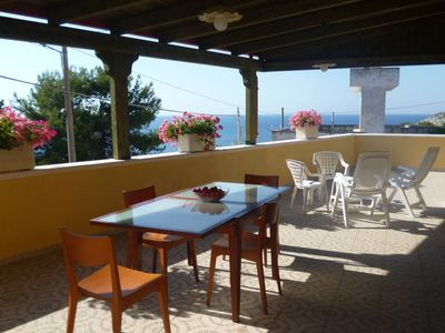 Photo for 2BR Apartment Vacation Rental in Marina di Novaglie