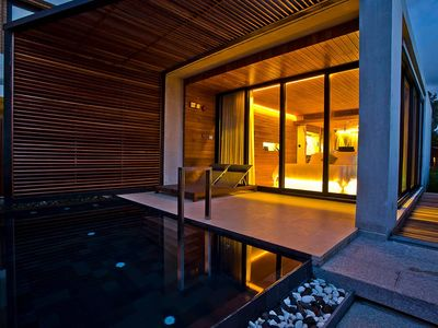 Photo for Luxury Studio villa with privated pool (S4)