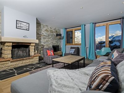 Photo for 4BR Chalet Vacation Rental in TIGNES