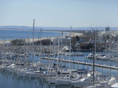 Photo for 3-room Apt. of high standard with view on the harbour, sea in La Grand