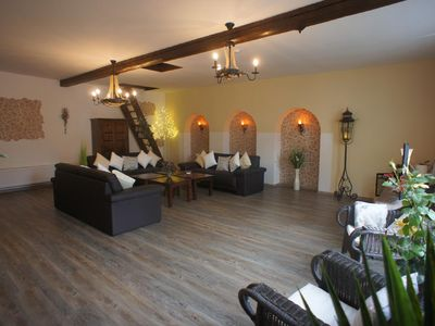 Photo for Holiday house Deudesfeld for 10 - 12 persons with 5 bedrooms - Holiday house