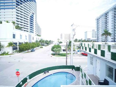 Photo for Beach Apt With King Size Bed - 15% Off Rental Car