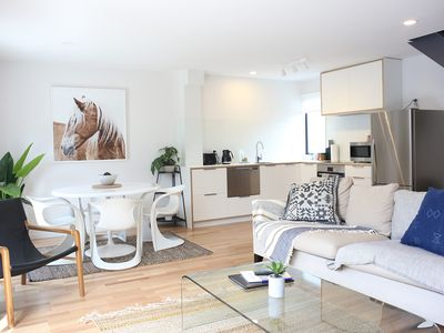 Photo for This is a stunning 2 Bedroom townhouse with the city on your doorstep.