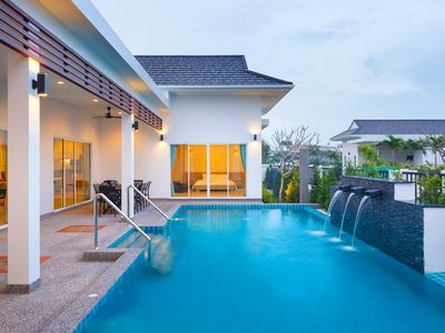 Photo for Huge and Gorgeous Pool Villa (P54)