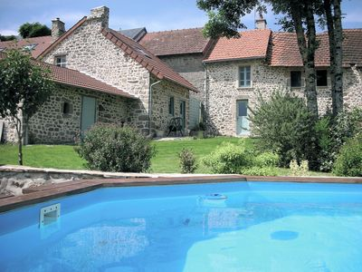Photo for House 6 pers 2 Bedrooms 2 Sb Les Impressionnistes private pool HS