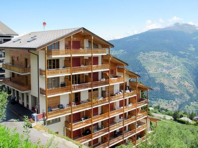 Photo for 2BR Apartment Vacation Rental in Vex, Hérens