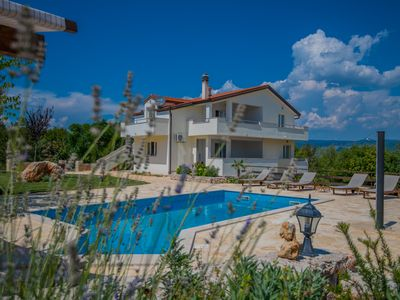 Photo for VILLA IVA GRUBINE (near Makarska, Split County) - BY HOUSE OWNER