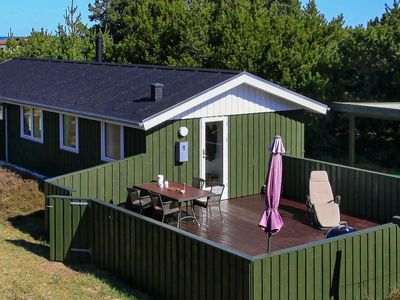 Photo for Cozy Holiday Home in Nordjylland with Terrace