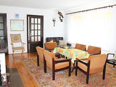 Photo for 1.1 km from the center of Rajgród with Parking, Terrace, Garden, Balcony (129319)