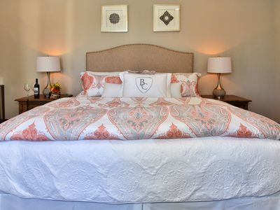 Photo for Room 8 at Barons Creek Vineyards- 1 of 12 Guest Rooms- 290 Wine Tours