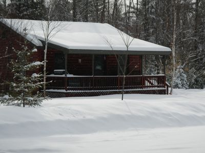 Photo for 2 Bedroom Cabin located in Will View neighborhood 3 miles  from Sunday Riv