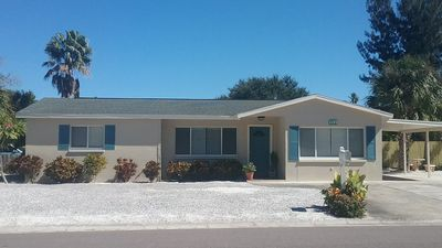 Photo for Beautiful Bungalow One Block from Gulf **Special Seasonal Rates for 2020**