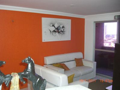 Photo for Apartment in Fortaleza - Praia do Futuro - Free Wi-Fi