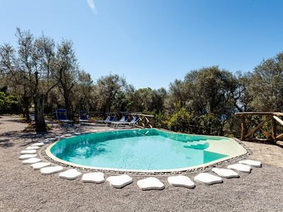 Photo for Casa Francy in the country side with pool