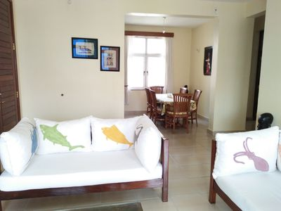 KMA BLOCK B3 SUITE 7, Artistic and Cozy Home, far from Home