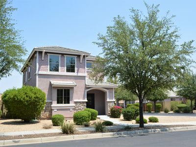 Photo for N. Phoenix Home- Located in a quiet gated neighborhood/ Sleeps 10!! Community Pool