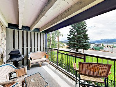 Photo for 2BR Condo Vacation Rental in Dillon, Colorado