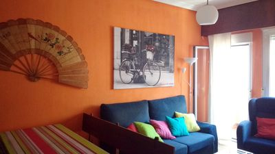 Photo for Beautiful apartment with garage space in a private urbanization.