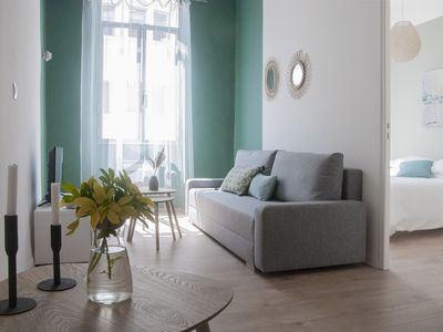 Photo for Gorgeous apartment near the Old Marina