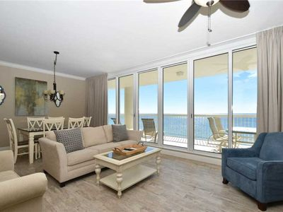 Photo for Updated Gulf-Front Condo: Beach Service Included! Family Friendly Resort👓😎