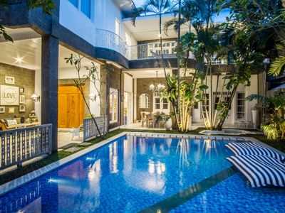 Photo for 5 BEDROOMS VILLA WITH HUGE SWIMMING POOL