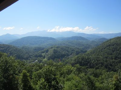 Photo for Brand New TOP OF THE MTN PENTHOUSE at Westgate Smokey Mtn Resort