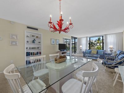 Photo for Loggerhead Cay #572, Partial Angled View of Gulf, Pet Friendly with Bikes!