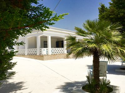 Photo for Your Villa 50 meters from the sea in the Upper Salento