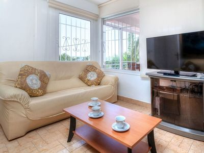 Photo for Lovely apartment for 7 guests with TV and pets allowed