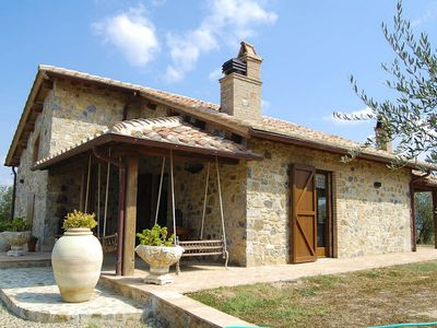 Photo for 3BR Villa Vacation Rental in Siena Area, Tuscany