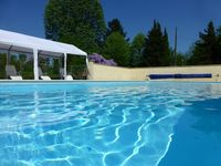 Great fun, lovely house and large pool. Very good value for money.