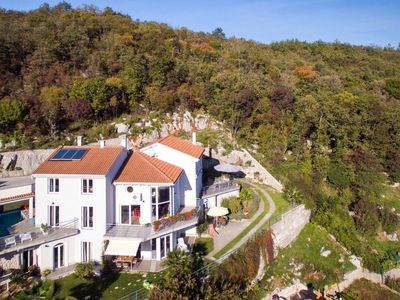 Photo for Apartment Bella Vista (OPA105) in Opatija - 10 persons, 3 bedrooms