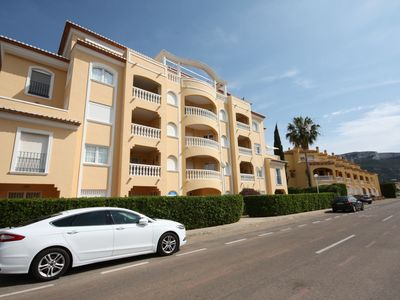 Photo for Apartment 3 bedrooms 500m from the beach.