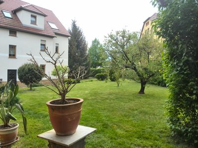 Photo for Apartment in the countryside in a small town in the south of Leipzig for up to 4 people