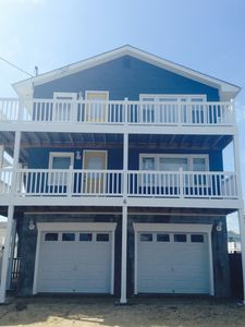 Photo for Oceanside - 2nd FL- UpperUnit located in the heart of Beach Haven Gardens, LBI