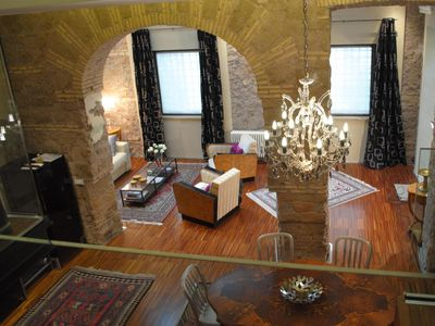 Photo for Luxury Town Loft. Great bars & restaurants (discount available on last minute)