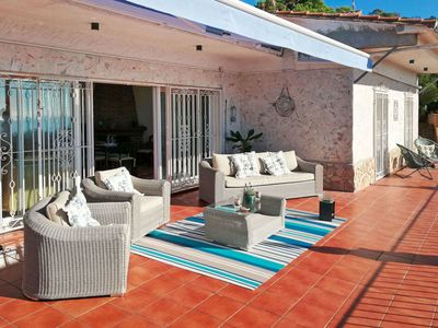 Photo for Beautiful apartment for 8 guests with private pool, WIFI and TV