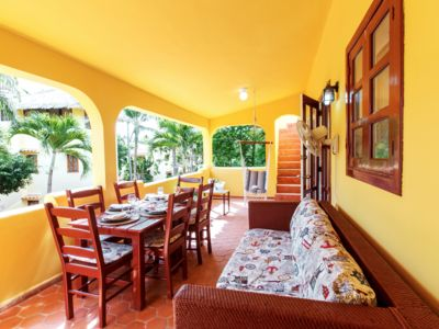 Photo for Beach Villa Cayena 8 people WiFi