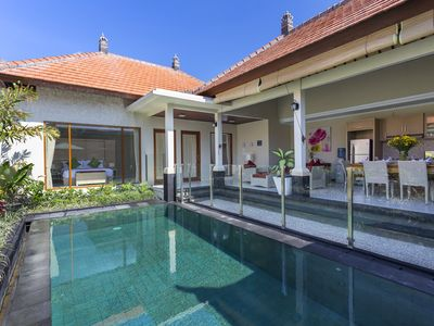 Photo for Tulip, Luxury 2/4 Bedroom Villa, Sanur