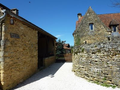 Photo for charming cottage in small hamlet pergord black 15 minutes from Sarlat
