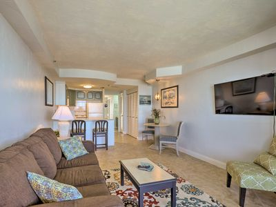 Photo for Condo w/Ocean Views on World's Most Famous Beach!