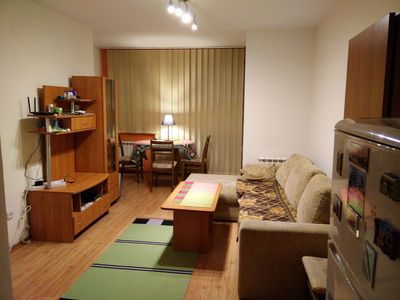 Photo for Two cozy rooms apartment near center.