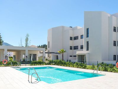 Photo for Modern and confortable apartment with swimming pool and great views